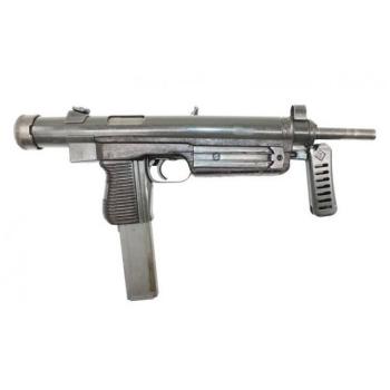 Samonabíjecí puška (Samopal) vz. 26, 7,62 x 25 mm Tokarev, sklopná pažba