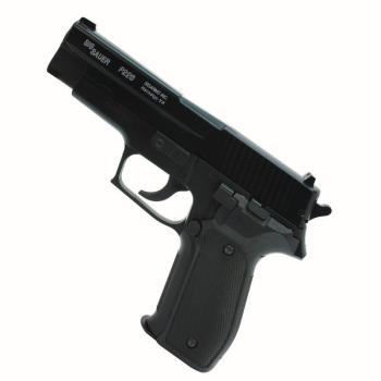 Airsoftová pistole Sig Sauer P 226, manuální, kovový závěr, HPA, Cyber Gun