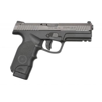 """Samonabíjecí pistole Steyr L9-A1, hlaveň 4,5"""", 9mm Luger, Standard 3 dot sights"""