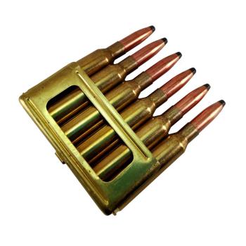 Nábojový rámeček (klip) pro pušku Carcano, nový