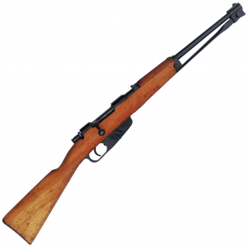 Puška opakovací Carcano Mod. 91/38 Carabine, 6,5 x 52 Carc., použitá
