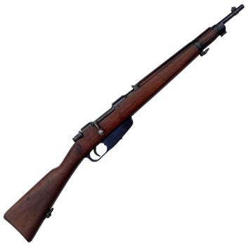 Puška opakovací Carcano Mod. 91/38 TS, 6,5 x 52 Carc., použitá