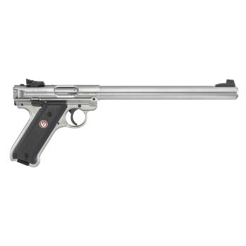 "Samonabíjecí pistole Ruger Mark IV Target Stainless, .22 LR, 10"", Ruger"