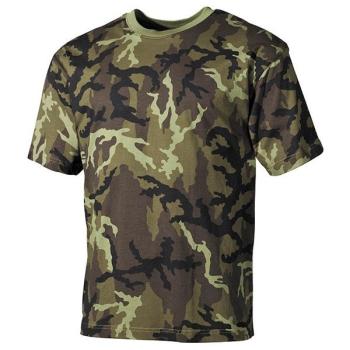 Bavlněné tričko s krátkým rukávem, vz. 95, MFH