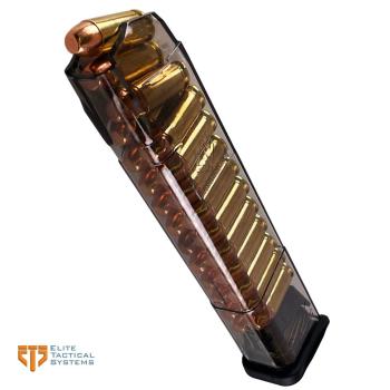 Zásobník ETS pro Glock 40 S&W, 24 nábojů