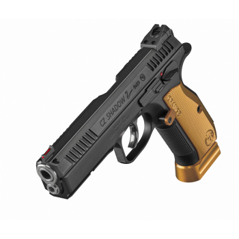 Pistole CZ SHADOW 2 Orange, 19ran (nickel), 9 mm Luger, CZUB