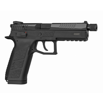 Pistole CZ P-09, suppr. ready 1/2 x 28, 9 mm Luger, CZUB