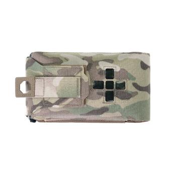 Malá horizontální lékárnička Laser Cut, Warrior