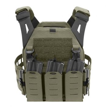 Nízkoprofilový nosič plátů Laser Cut V2 MK1 LPC, Warrior