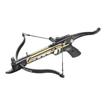 Zlamovací pistolová Kuše A4 COBRA 80lb., Mankung