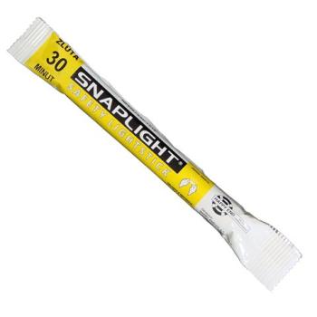 Chemické světlo CYALUME SnapLight® - žluté 15 cm, 12 hodin