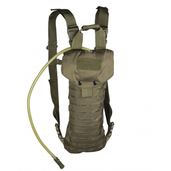 Hydratační batoh Laser Cut 2,5L, olivový, Mil-Tec
