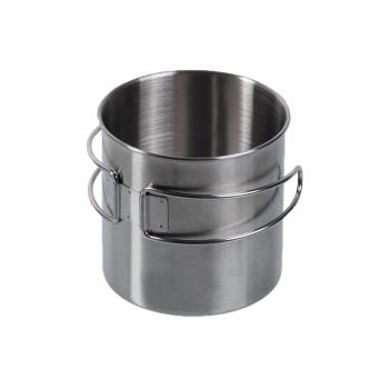 Nerezový hrnek Stainless Steel o obsah 800 ml, Mil-Tec
