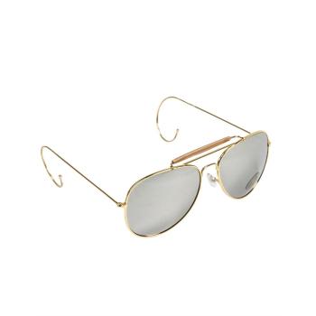 Sluneční brýle AF zrcadlové s pouzdrem, Mil-Tec