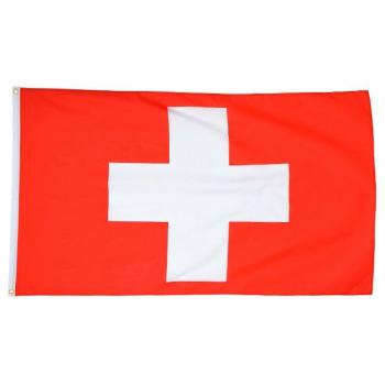 Vlajka Švýcarsko 90 x 150cm, Mil-Tec
