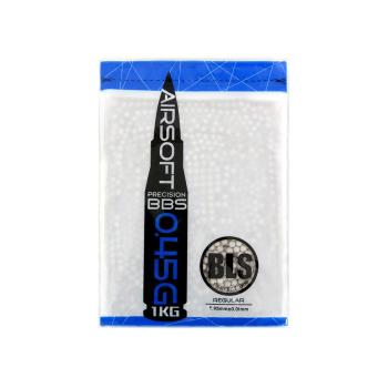 Airsoft kuličky 6mm BLS Precision 0,45g, 2220 ks, 1kg