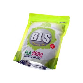 Airsoft kuličky 6mm BLS Bio 0,23g, 4345 ks, 1kg