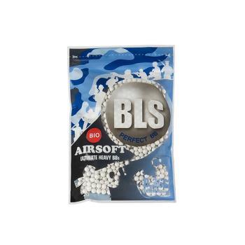Airsoft kuličky 6mm BLS Bio 0,36g, 1000 ks