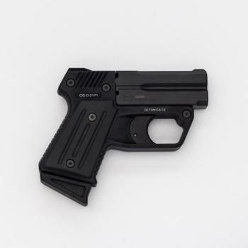 Perkusní pistole Gladiator .500 HD D3W Professional, Detonics