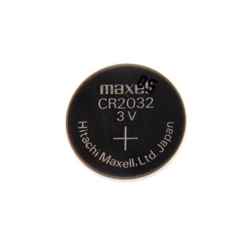 Nenabíjecí knoflíková baterie CR2032, Lithium, 1 ks, Blistr, Maxell