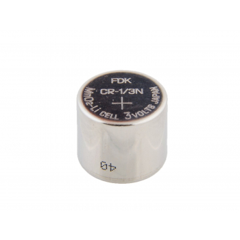 Nenabíjecí lithiová fotobaterie CR-1/3N FDK Lithium, 1 ks, Sanyo