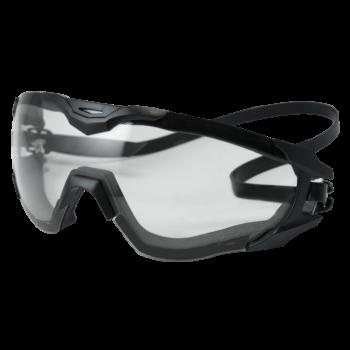 Balistické ochranné brýle Super 64 - čiré, Edge