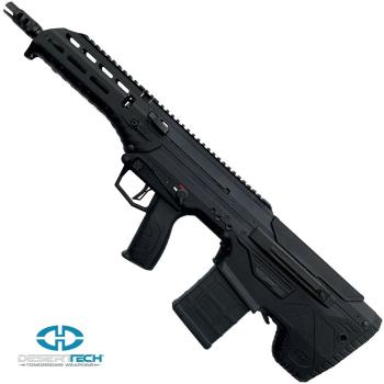 """Samonabíjecí puška Desert Tech MDRX 308 Win, 16"""", černá"""