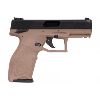 "Samonabíjecí pistole Taurus TX22, .22 LR, 4"", 16+1, s adaptérem na hlaveň"