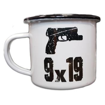 Hrnek plecháček 0,2L, Caliber Coffee