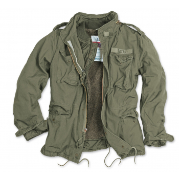 Vojenské army bundy a kabáty  43ded72570