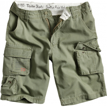 Kraťasy Surplus Trooper Shorts