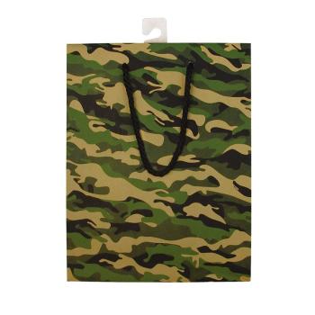 Papírová dárková taška, velká, Rothco