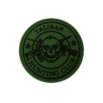 PVC nášivka New Taliban Hunting Club