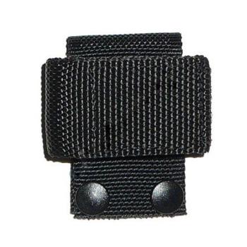 Závěs na rukavice, černý, Dasta 681