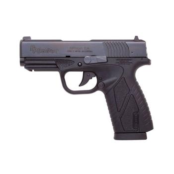 Pistole Bersa BP380CC, ráže 9 mm Br., polymer. rám s railem, černá