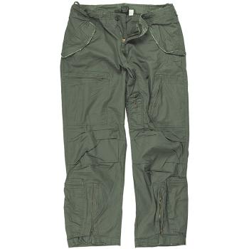Pilotní kalhoty Popeline, předeprané, Mil-Tec