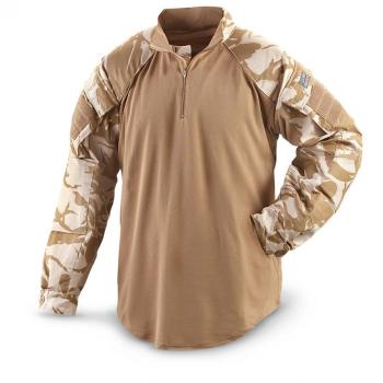 Originální britská košile UBACS pod vestu DPM, použitá