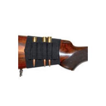 Gumový návlek na pažbu, kulový, Dasta 619-1
