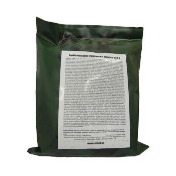Vojenská potravinová dávka MRE, WZ, Arpol