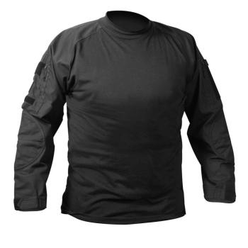 Taktická košile Combat Shirt, černá, Rothco