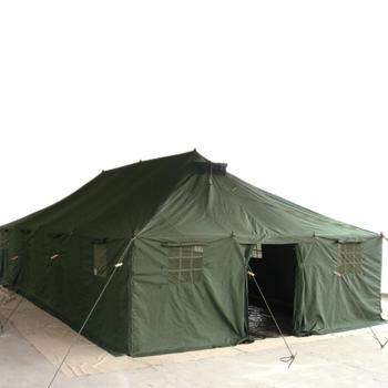 Velký vojenský stan, 48 m2, olivový, Mil-Tec