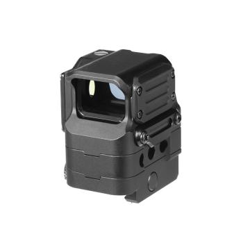 Kolimátor DI Optical Falcon FC1, objektiv 15x21mm, integrovaná montáž, tečka 2MOA