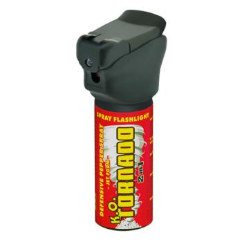 Pepřový sprej Tornado K.O., střela, ESP