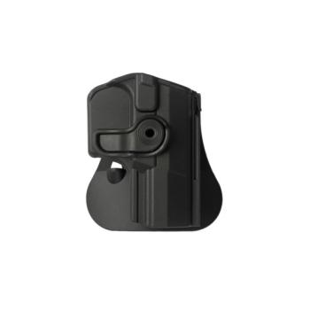 Pouzdro s pádlem pro Walther PPQ - černé