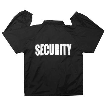 Lehká bunda Security, Rothco, černá