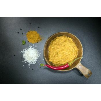 Dehydrované jídlo - kuře na kari s rýží, Tactical Foodpack