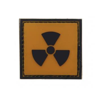 Nášivka Radioactive