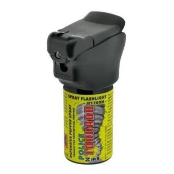 Pepřový sprej Tornado Police, střela, ESP