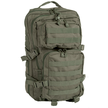 Batoh U.S. Assault, 36 L, olivový, Mil-Tec