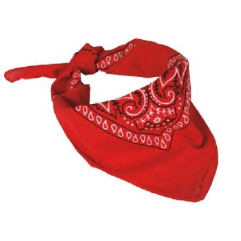 Šátek Western, červený, Mil-Tec